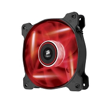 Corsair Air Series SP120 LED Red High Static Pressure 120mm Fan