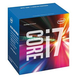 Intel® Core™ i7-7700K Processor  (8M Cache, up to 4.50 GHz)