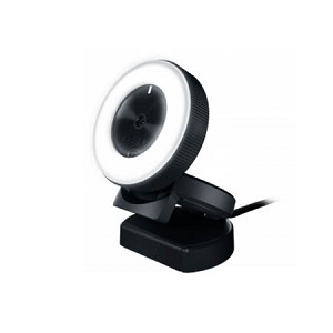 Razer Kiyo - Streaming Webcam with LED Ring Light