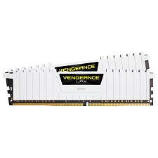 CORSAIR Vengeance LPX 16GB (2x8GB) DDR4 3000Mhz WHITE