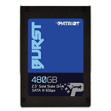 Patriot Memory Burst SSD 480GB 2.5-inch SSD